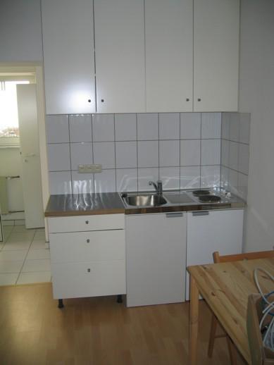 Küche G91 Studentenwohnheim Gabelsbergerstr.